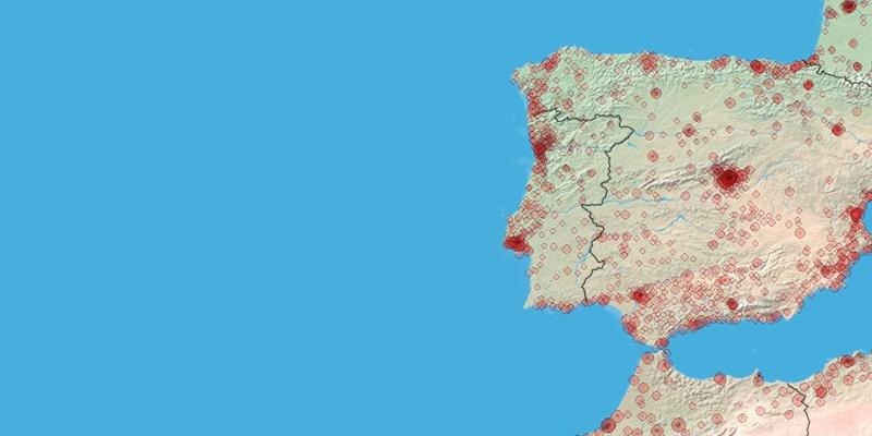 Jerez De La Frontera Karte.Jerez De La Frontera Bevölkerung