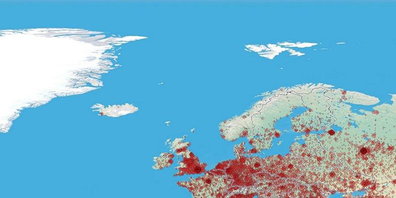 statistik island